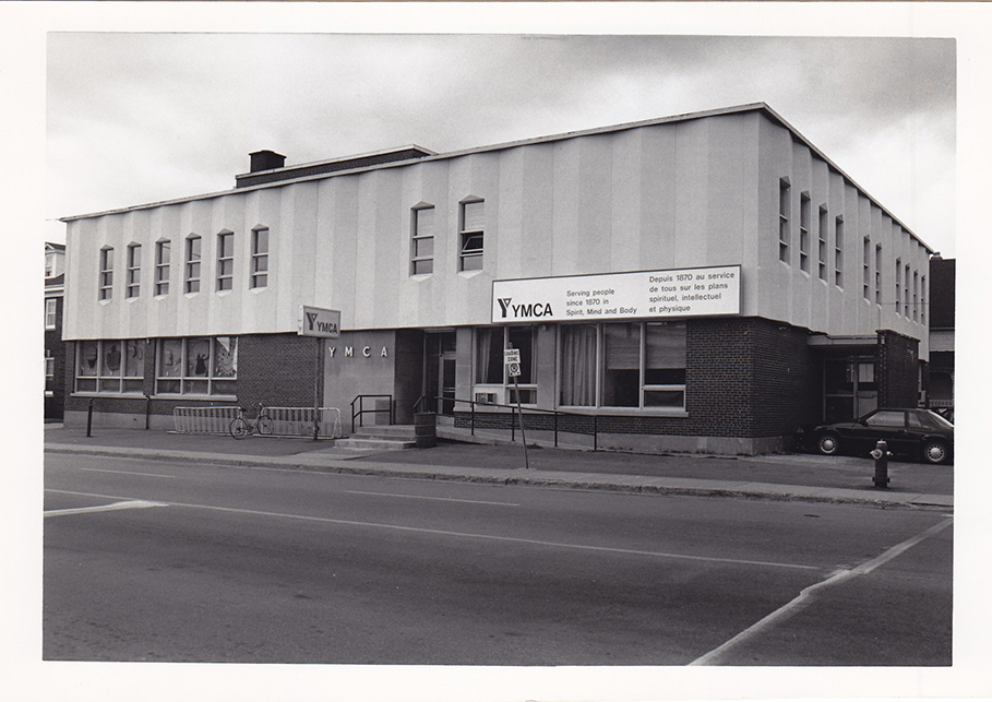 Highfield Street, Moncton - 1953 to 2004
