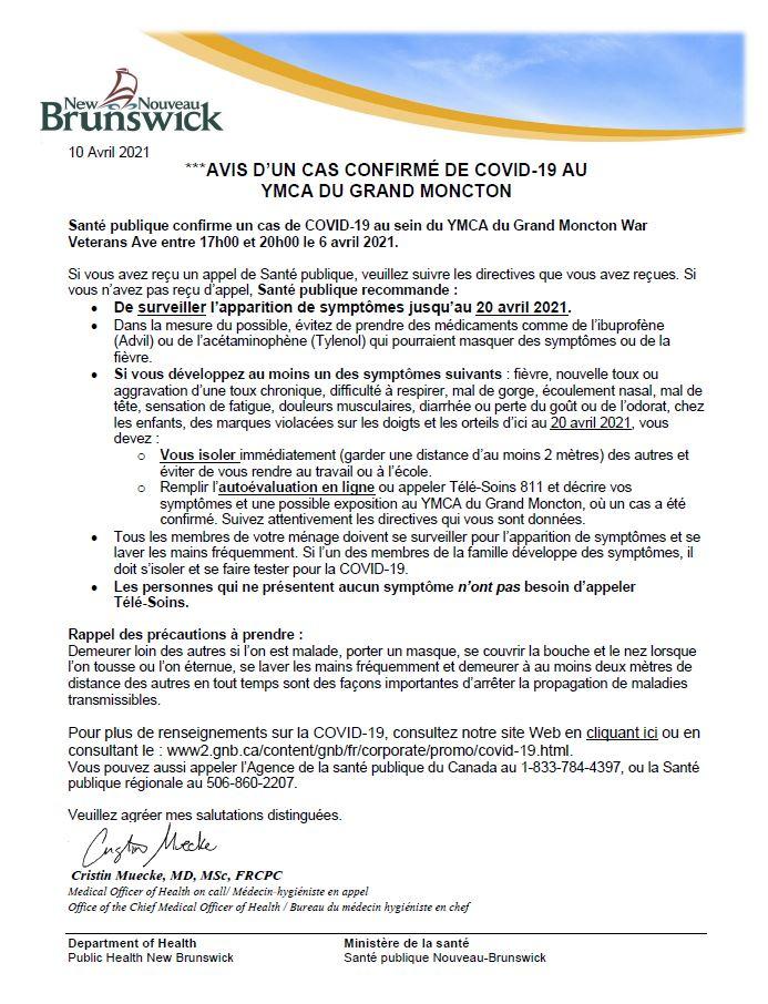 Covid 19 Notice